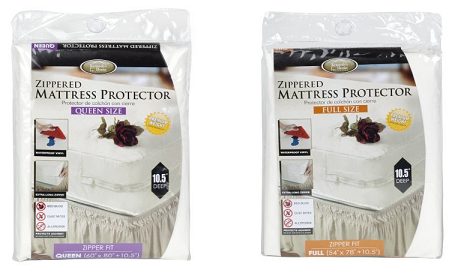 Home Collection Bed Bug Mattress Cover